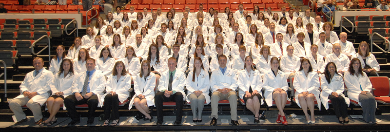 White Coat Ceremony, Class of 2014